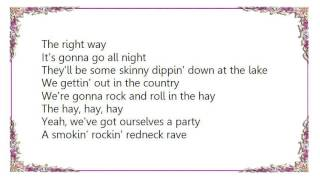Brad Cotter - Rock and Roll in the Hay Lyrics