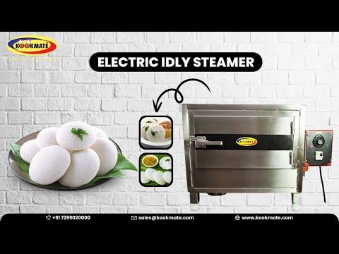 SS Electrical Idli Steamer