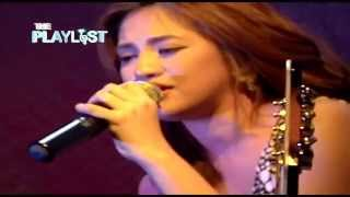Julie Anne San Jose I Right Where You Belong I The PLAYLIST video