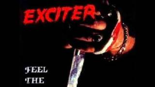Exciter - Pounding Metal (Live)