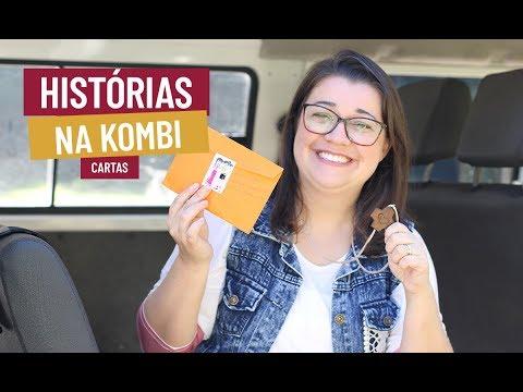 Histórias na Kombi: Cartas // Se liga no Sinal