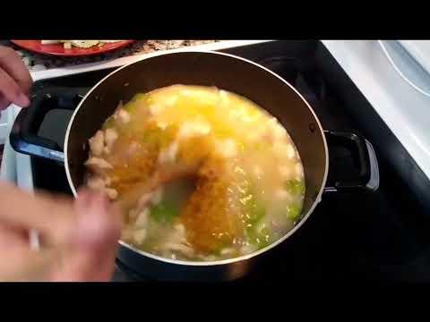Sopas diyeta recipe na may larawan