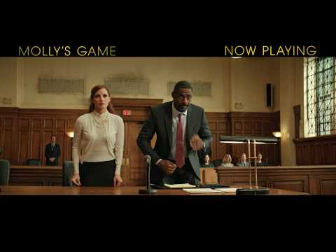 Molly's Game Molly's Game (TV Spot 'Find Cutdown')