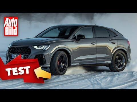 Audi RS Q3 Sportback (2020): Test - Drift - SUV - Infos