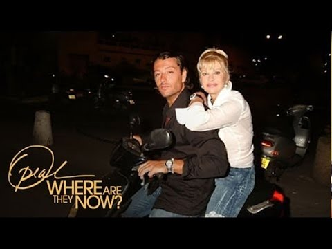 Why Donald Trump's Ex-Wife Ivana Prefers Younger Men | Where Are They Now | Oprah Winfrey Network