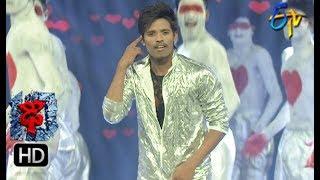 Raju Performance   Dhee 10    13th June 2018   ETV Telugu