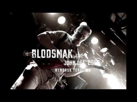 Blodsmak Live!