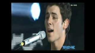 Let's Go - Jonas Brothers (Acapulco Festival)