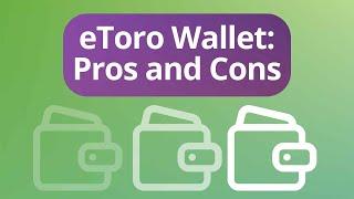 Why and when should I use the eToro wallet? (eToro USA LLC)