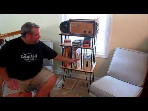 I-Semble Hairpin Legs Review: Carmichael Workshop