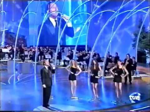 Julio Iglesias Mal acostumbrado (¡Feliz 2000! )