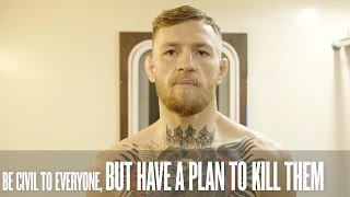 Conor McGregor's Advice on How to Win a Bar Fight