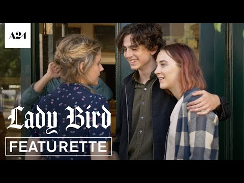 Lady Bird (Featurette 'Triumph')