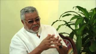 Meet the Leader - President Jerry Rawlings