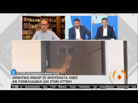 Κορονοϊός   Ανησυχητική η εικόνα στην Αττική – Σύψας: Δεν θέλουμε lockdown   30/09/2020   ΕΡΤ