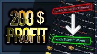 How I Removed My Steam Trade Ban