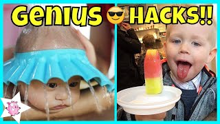 The Best Parenting Hacks Ever