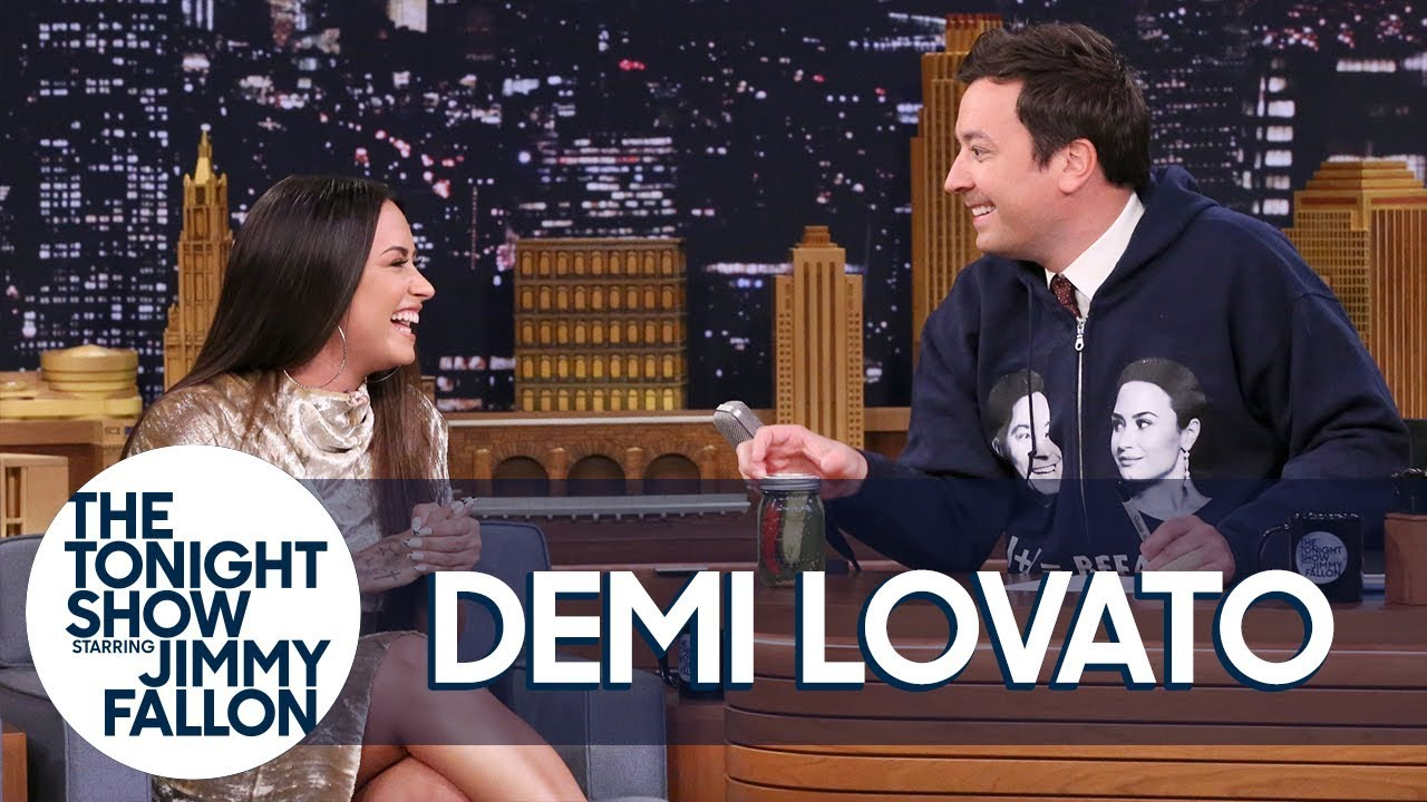 Demi Lovato and Jimmy Exchange Gifts for Their 10th BFF Anniversary thumbnail