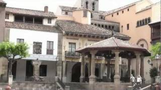 preview picture of video 'Barcelona 2011 - Poble Espanyol'