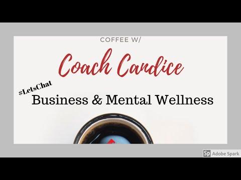 Coffee with Coach Candice & Shakeeta Sturden