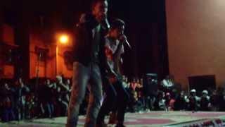 MORROCO FREE (OUKIR) FEAT (MC MED AND FATIMA) / FESTIVAL /