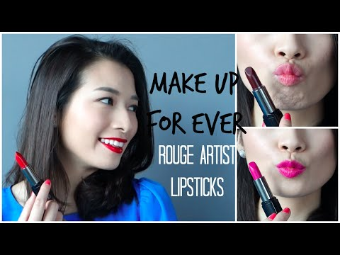 Artist  Rouge Lipstick by Make Up For Ever #10