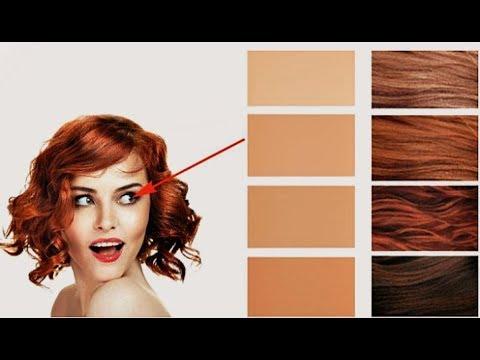 Всю жизнь Красила Волосы не в тот цвет! Узнай, как правильно его подобрать