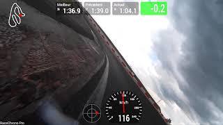 Vidéo Ledenon - GSXR 1000 k6 - 1'36'7 par Stich83