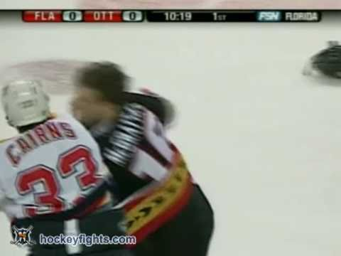 Brian McGrattan vs. Eric Cairns