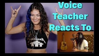 Voice Teacher Reacts To: Top 10 Hardest Vocal Lines To Sing (Analysis)