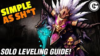 Witch Doctor Leveling Guide (Diablo 3 Solo Leveling Guide)