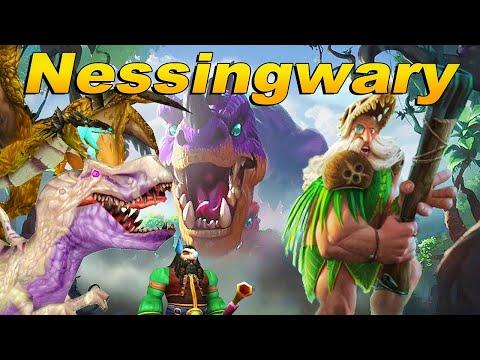 The Story of Hemet Nesingwary