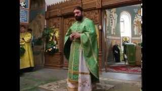 Проповедь на Троицу. О.Андрей Ткачёв