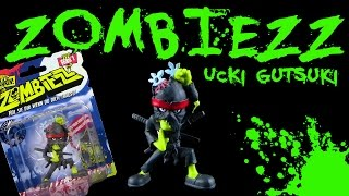 Zombiezz Serie 1 - Ucki Gutsuki - Unboxing & Review - Series One