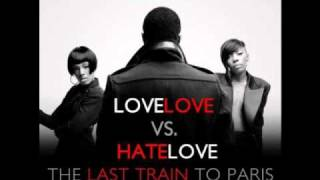 Diddy Dirty Money feat. Chris Brown- Yesterday (LoveLove vs HateLove) SYNTHETIC ORCHESTRA VERSION
