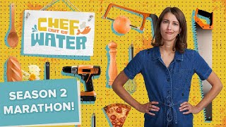Chef Out Of Water Season 2 Marathon • Tasty by Tasty