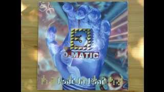 3-O-Matic - Hand In Hand (Hands In The Air Mix) (Vinyl 12'' Maxi Single)