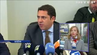 200 каталонских мэров приехали в Брюссель поддержать Пучдемона