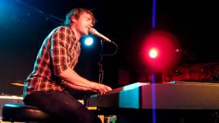 Jon McLaughlin - That's Why I'm Talkin' To You - Live