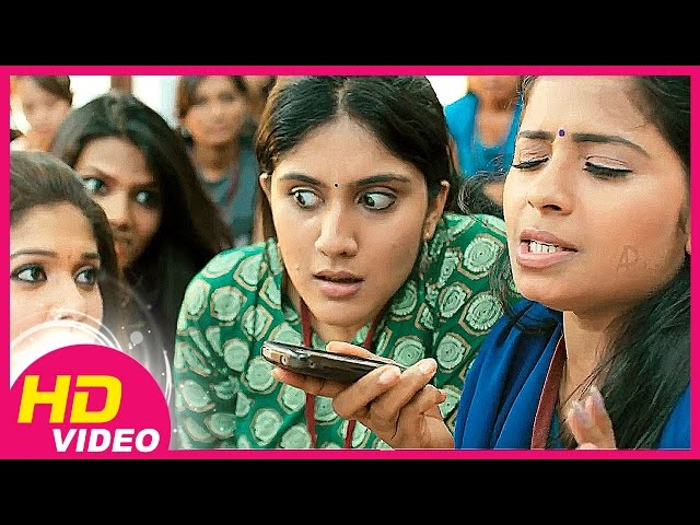 Raja Rani Tamil Movie Comedy Scenes Nayantaras Friends