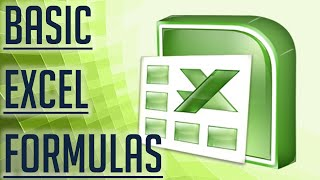 [Free Excel Tutorial] Basic Excel Formulas   ADD, SUBTRACT, DIVIDE, MULTIPLY   Full HD