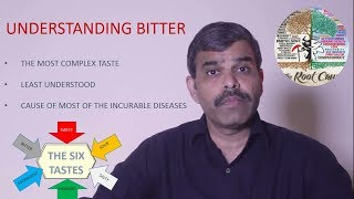 HOW DOES BITTER TASTE WORK- AYURVEDA (CAUSE AND CURE OF DISEASES)