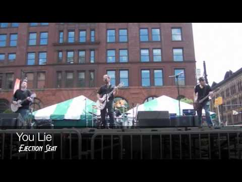 Ejection Seat - Grand Rapids Festival 2012