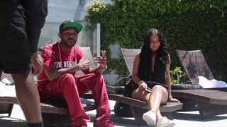 J Stone   I Know She A H** Feat Pacman (Behind The Scenes)