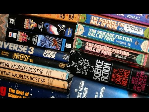 Sci Fi Anthology Recommendations