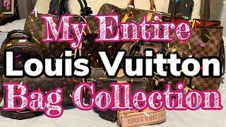 MY LOUIS VUITTON BAG COLLECTION | LV Bag Collection 2020 | Splendid_lush