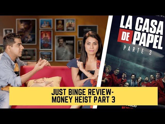 Just Binge: Netflix's Money Heist Season 3 Review | SpotboyE