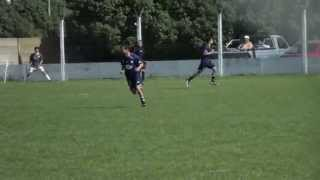 preview picture of video 'Gol de Ministerio de Quequén a Independiente de San Cayetano - Reserva 7ma Interzonal Necochea  2014'