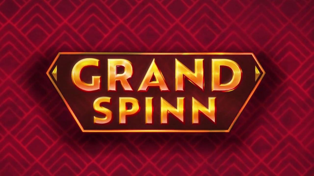 Grand Spinn från NetEnt