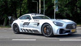2018 Mercedes-Benz AMG GT R F1 FIA Safety Car - Lovely Sound!